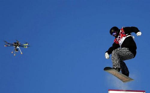 fly-me - drones - prises de vues aériennes - sports